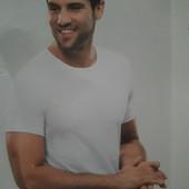Новая белая мужская футболка Royal Class Германия, размерL=48/50