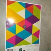 Lidl, Германия, альбом для рисования, А4, 100 листов.