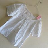 Блуза из прошвы (р.М)