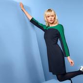 Стильное элегантное платье от Tchibo(Германия), размеры наши:46/48 (40/42евро)