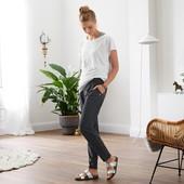 Удобные брюки для йоги, пилатеса серии актив от Tchibo (германия), размер С=42-44