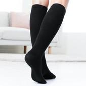 Лот 2 пары!!! Трикотажные носки-гольфы от Tchibo (Германия), размер 39-42