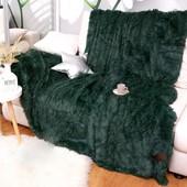 Плед травка евро размер 220 х240 см . Очень редкий цвет Зеленый изумруд.За блиц доставка УП бесплатн
