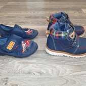 Деми ботинки и мокасины