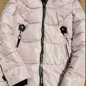 Теплая куртка.Пуховик