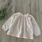Блуза для девочки 2 года. В хорошем состоянии.
