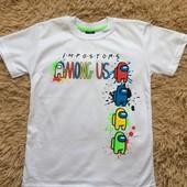Among us футболки подростковые. Супер