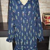 Плаття на пишну красуню від M&S 20 розмір (56-58)