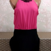 Стильное женское платье Black Collection, размер С