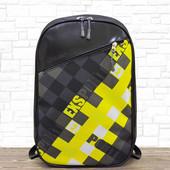 """Текстильный рюкзак """"Export"""" черный"""