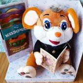 интерактивная игрушка Сказочный мышенок/казкове мишеня