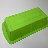 Форма для выпечки хлеба кексов и тортов силиконовая
