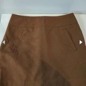Теплая, шерстяная юбка H&M P. 36/XS