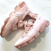 Кроссовки для девочки, 34 размер, стелька 21 см, обуты один раз