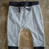 H&M джоггеры, штанишки р. 62 (замеры)