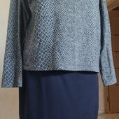 реглан свитер туника кофта блуза от Betty Barclay плюс юбка