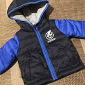 Демісезонна курточка для малюка 3-6 місяців від Original Marines нова