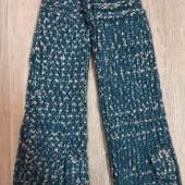 ☘ Лот 1 пара ☘ В'язані рукавички-мітенки від Gina Benotti (Німеччина), розмір onesize