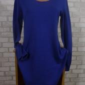 Платье вязка базовое 48-50