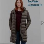 ***Мягусенькое***Стильное деми пальто tcm tchibo германия, размер 38 евро наш 44-46, новое Tcm Tchib