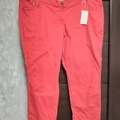 Фирменные новые красивые джинсы-стрейч р. 24-26