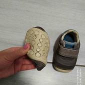 Гибкие,кожаные кроссовки от Clarks . Стелька 11,5 -12 см