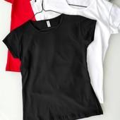 Базова футболка.СІРА М.