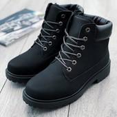Мужские зимние ботинки.Расспродажа!!!