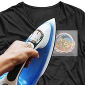 Прекрасные наклейки для обновления Вашего гардероба или скрытия дефектов одежды(В лоте 2 шт)
