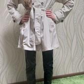Курточка на весну, с капюшоном. 146,158,164