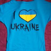Оригинальная футболка, размер 44-46