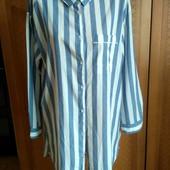 Пляжне плаття-сорочкою