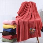Метровые полотенца из суперплотной структурированной плюшевой микрофибры Люкс качества!