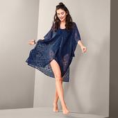 ☘ Стильна блуза-туніка, парео для пляжу від Tchibo (Німеччина), розмір 36/38 євро