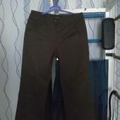 Широкие женские штаны/джинсы, р.42(50-52)