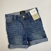 DenimCo отличные джинсовые шорты р.80