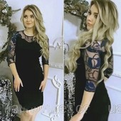 Очень красивое нарядное платье р.50/56