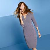 ☘ Стильне і елегантне трикотажне плаття, Tchibo (Німеччина), розміри наші: 42-44 (36 євро)