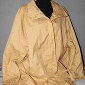 красивая женская куртка батал! как новая, очень хорошее состояние.