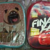 Новые качественные рюкзаки для деток 3-8лет