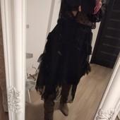 Костюм. Юбка +блуза