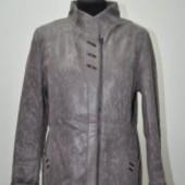 Дорогая качественная, стильна Куртка демисезонная с лазерным покрытием. Батал на 54+56р