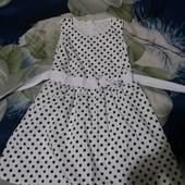Нарядное платье р. 146