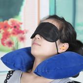 Подушка-подголовник для путешествий и отдыха