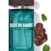 Мужская туалетная вода ив роше Bois de Sauge 100 мл yves rocher