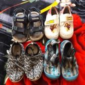 Пакет обуви на мальчика (размер 24-25)