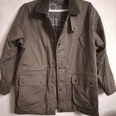 Шикарная, фирменная куртка! р. 52-54!!
