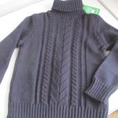 Классный шерстяной свитер-гольф ADA Yildiz на вашего модника р.128. Новый с биркой!!
