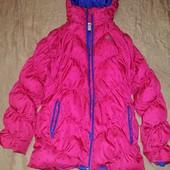 Фирменая демисезонная  курточка для девочки