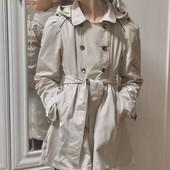 Курточка плащик на весну, с капюшоном. 146,152,158,164